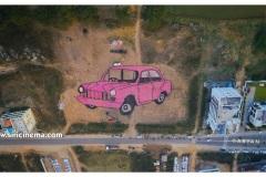 Amazing-Car-rangoli-is-attracting-@Sirisilla-1