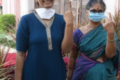 Celebs.-Voteing-GHMC-Elections-14
