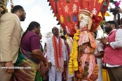CM-KCR-went-to-Medaram-to-Visit-Sammakka-and-Saaralamma-10