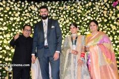 Jayasudha-Kapoor-son-Nihar-Kapoor-wedding-reception-11