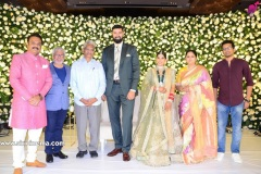 Jayasudha-Kapoor-son-Nihar-Kapoor-wedding-reception-16