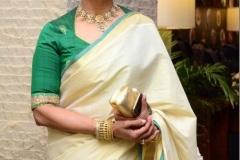 Jayasudha-Kapoor-son-Nihar-Kapoor-wedding-reception-19