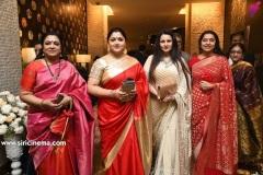 Jayasudha-Kapoor-son-Nihar-Kapoor-wedding-reception-8
