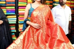 Nidhhi-Agerwal-and-Karthikeya-launch-KLM-Shopping-Mall-9