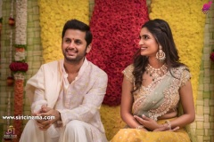 Nithiin-Engagement-with-Shalini-Photos-1