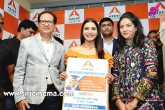 Samantha-launches-Azent-Overseas-education-center-Hyderabad-13
