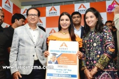 Samantha-launches-Azent-Overseas-education-center-Hyderabad-14