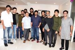 Stylish-Star-allu-arjun-Ace-Producer-Allu-Aravind-Hosted-a-Grand-Success-Party-Stills-4
