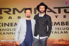 Terminator-Dark-Fate-Telugu-trailer-launch-by-Vijay-Deverakonda-13