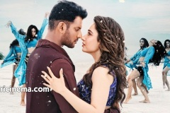 Yetu-Nadusthunna-Song-Posters-From-Action-Movie-2