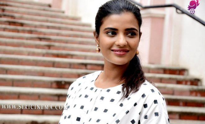 Aishwarya Rajesh New Photos