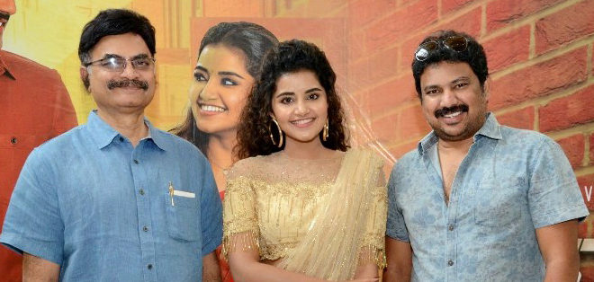 Rakshasudu press meet
