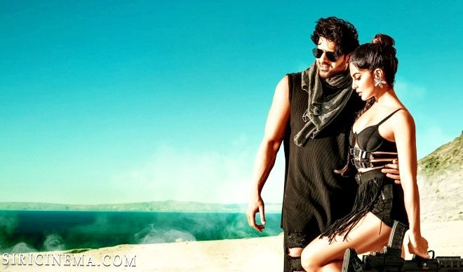 Saaho new still