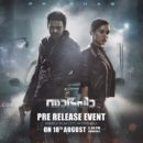 Saaho Pre Release _Posters