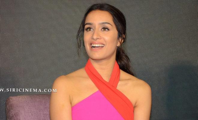 Shraddha Kapoor New Stills