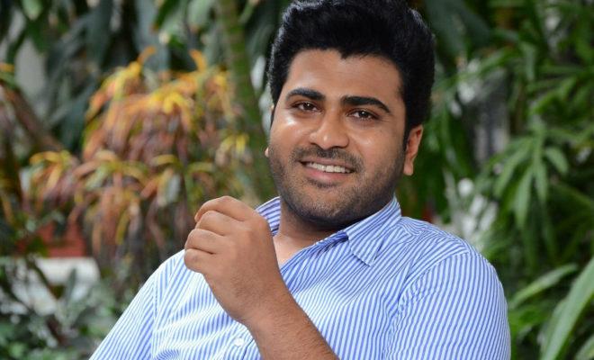 sharwanand interview photos