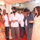 Deverakonda&RaashiKhanna Celebrates Ganesh Immersion