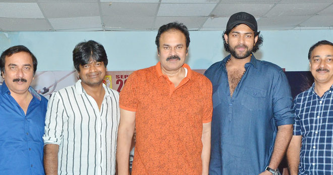 GADDALAKONDA GANESH Press meet