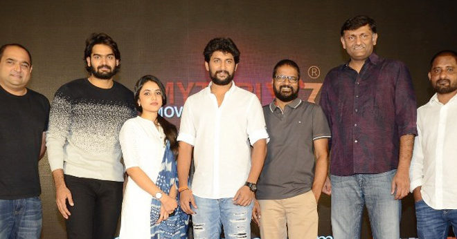 Gang Leader pre release function - Hyderabad