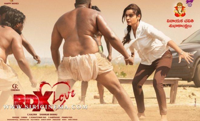 Happy Vinyaka Chathurthi Wishes From RDX Love Team