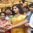 Nabha Natesh launches CMR Shopping Mall