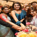 Nidhhi Agerwal and Karthikeya launch KLM Shopping Mall
