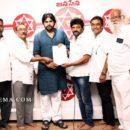 Pawan Kalyan Meeting With Telugu Cine Workers Housing Society Ltd