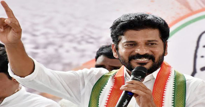 Revanth Reddy dissatisfied for what...