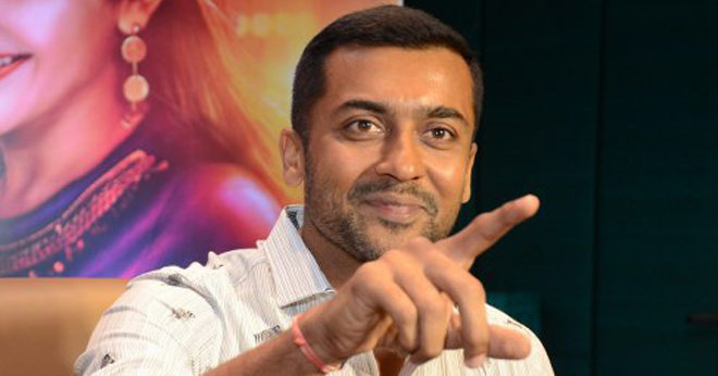Surya Interview Photos