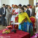 Tamilisai Soundararajan takes over as Telangana Governor