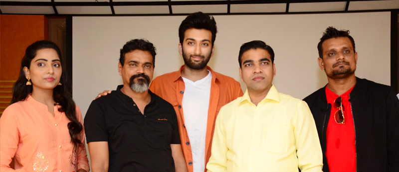 Virat new movie announcement press meet