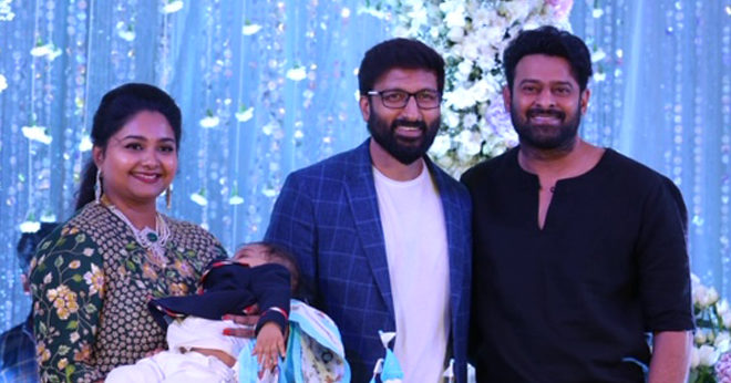 YoursGopichand's youngest son #Viyaan's 1st Birthday Celebrations