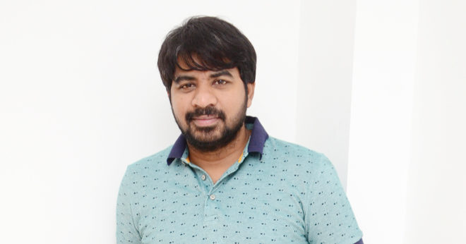 Abhinav Gomatam Interview Photos