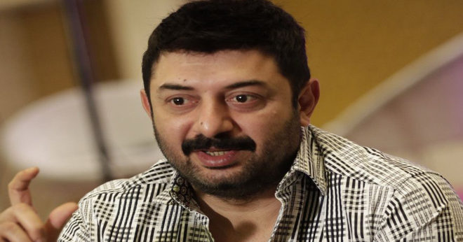 Aravind Swamy in Jayalalitha Biopic