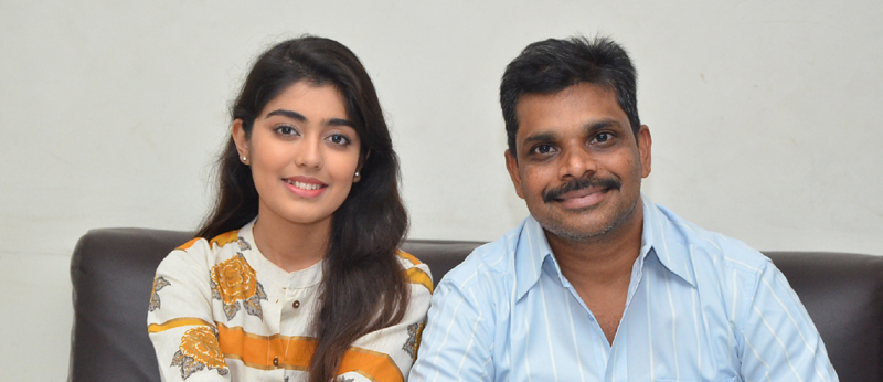 EVVARIKEE CHEPPODHU Heroine GARGEYI & Director SHANKAR interview