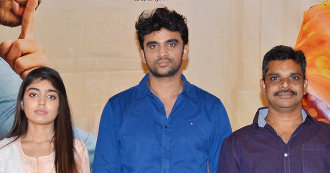 Evvarikee Cheppoddu Movie Press Meet