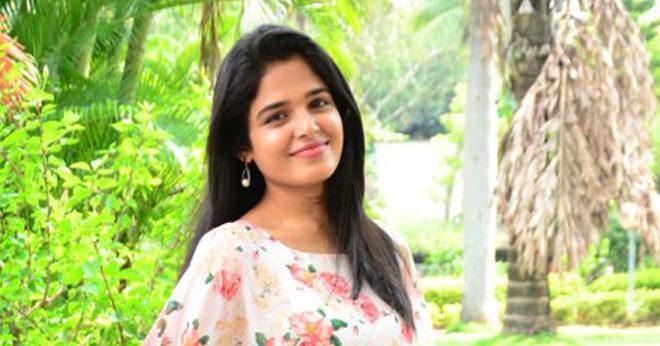Harshitha Chowdary New Photos