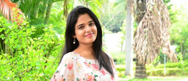 Harshitha Chowdary New Photos