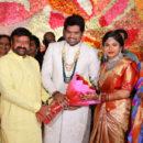 Kodi Ramakrishna Daughter Engagement Photos