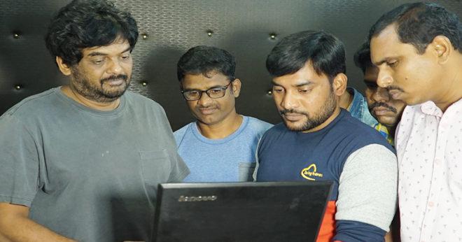 Ranastalam Trailer Launch By Puri
