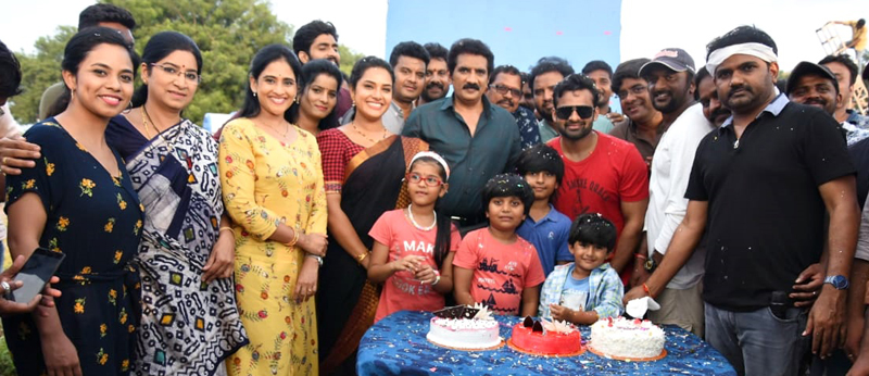 SaiDharamTej Birthday celebrations
