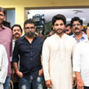 Stylish Star Allu Arjun & Sukumar's crazy project pooja held
