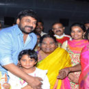 Telangana Governor Watched SyeRaa in an exclusive premiere with her family