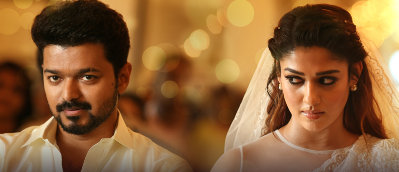 Thalapathy Vijay's Whistle Grand Release On October 25th