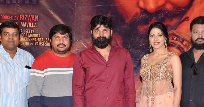 Thipparaa Meesam Release date Press meet