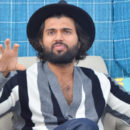 Vijay Devarakonda Interview Photos