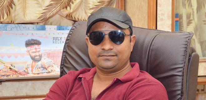 Adepu Srinivas Press meet Photos