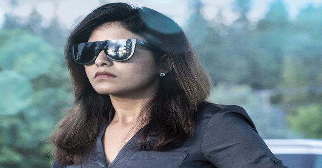 Anjali Look From Nishabdam