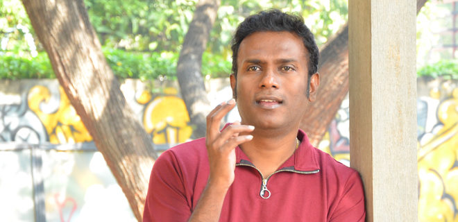 Anoop roobens interview Photos