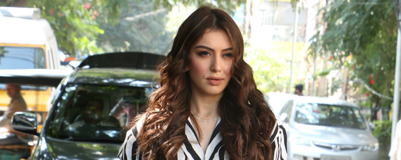 Hansika New Photos